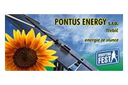 Pontus energy logo