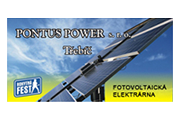 Pontus power logo