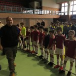 Mladší žáci dovezli zlaté medaile