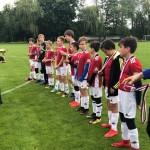 Mladší žáci vítězí ve finále poháru