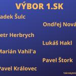 Nový výbor 1.SK